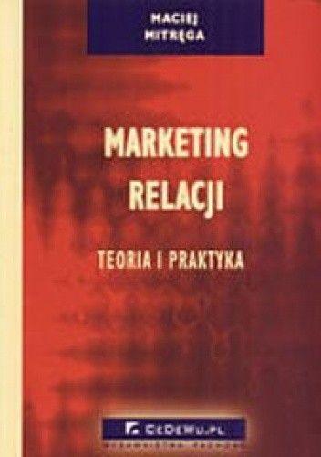Okładka książki Marketing relacji