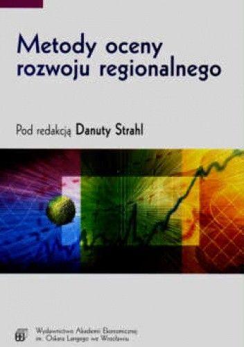 Okładka książki Metody oceny rozwoju regionalnego