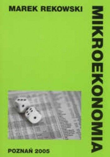 Okładka książki Mikroekonomia