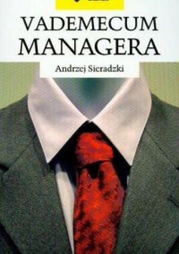 Okładka książki Vademecum managera