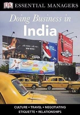 Okładka książki Doing Business In India