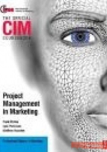 Okładka książki CIM Coursebook Project Management in Marketing