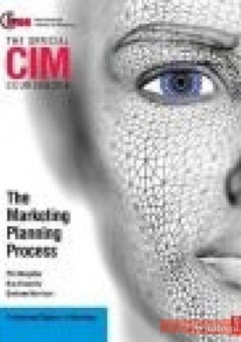 Okładka książki CIM Coursebook The Marketing Planning Process