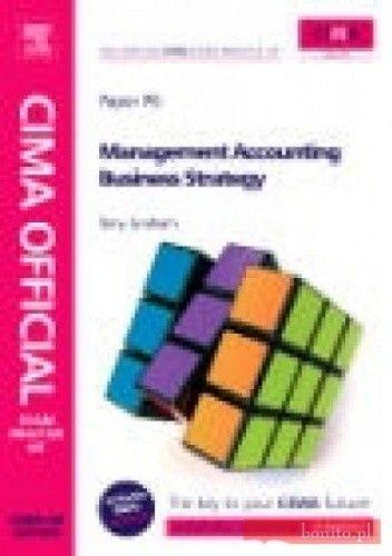 Okładka książki CIMA Official Exam Practice Kit Management Accounting Busine