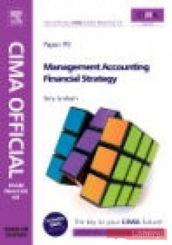 Okładka książki CIMA Official Exam Practice Kit Management Accounting Financ