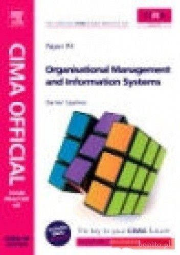 Okładka książki CIMA Official Exam Practice Kit Organisational Management