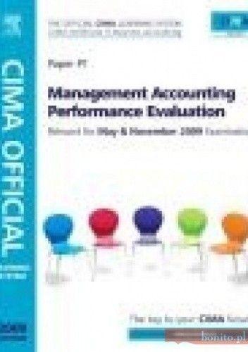 Okładka książki CIMA Official Learning System Management Accounting