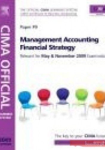 Okładka książki CIMA Official Learning System Management Accounting Financia