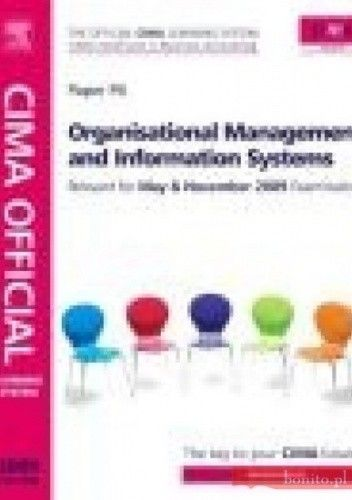 Okładka książki CIMA Official Learning System Organisational Management