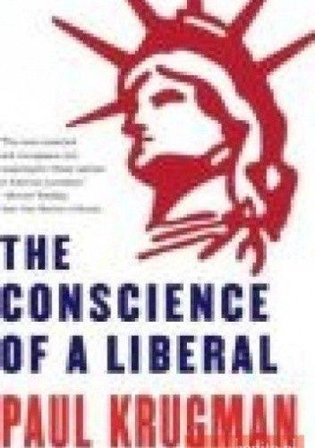 Okładka książki The Conscience of a Liberal