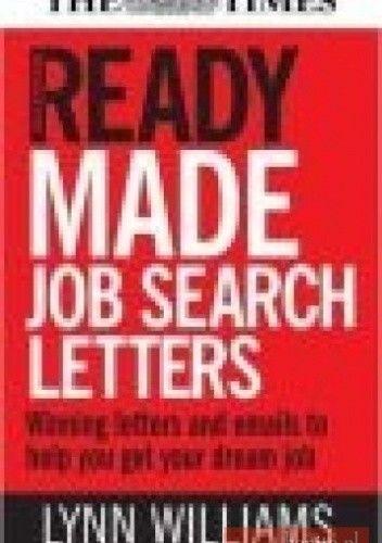 Okładka książki Readymade Job Search Letters