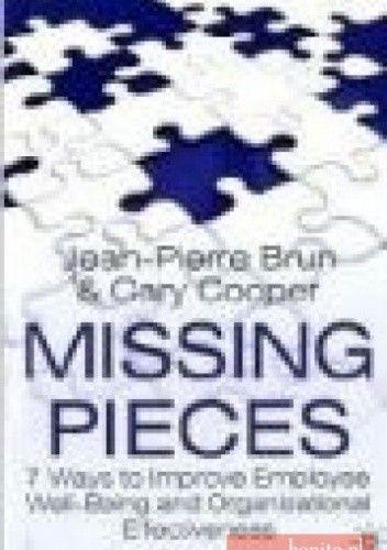 Okładka książki Missing Pieces