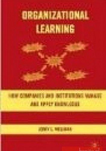 Okładka książki Organizational Learning