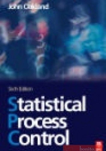 Okładka książki Statistical Process Control 6e