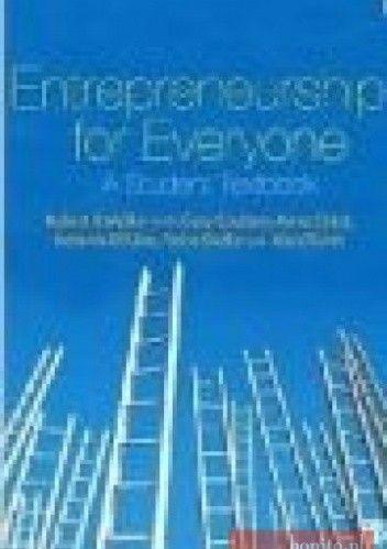 Okładka książki Entrepreneurship for Everyone