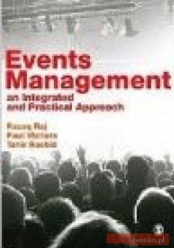 Okładka książki Events Management
