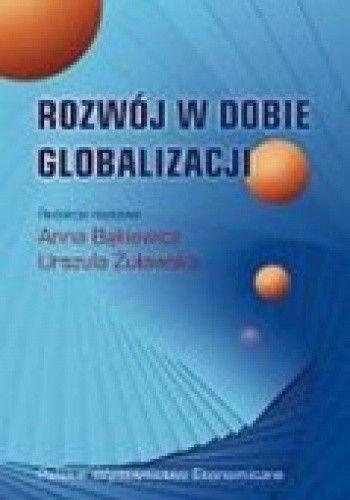 Okładka książki Rozwój w dobie globalizacji