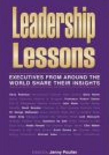 Okładka książki Leadership Lessons