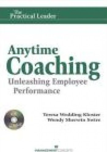 Okładka książki Anytime Coaching