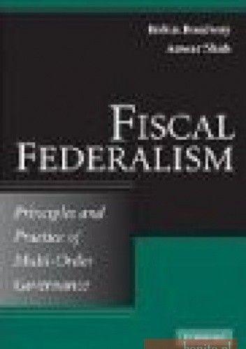 Okładka książki Fiscal Federalism