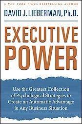 Okładka książki Executive Power