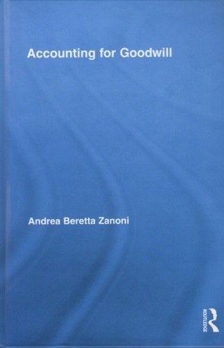Okładka książki Accounting for Goodwill