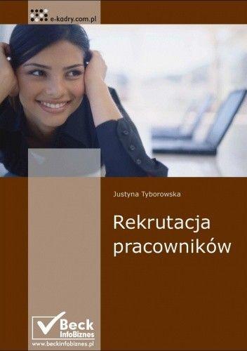 Okładka książki Rekrutacja pracowników - e-book