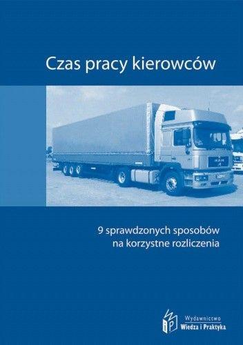 Okładka książki Czas pracy kierowców - e-book