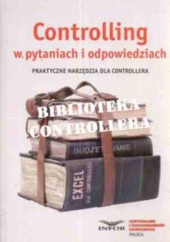 Okładka książki Controlling w pytaniach i odpowiedziach
