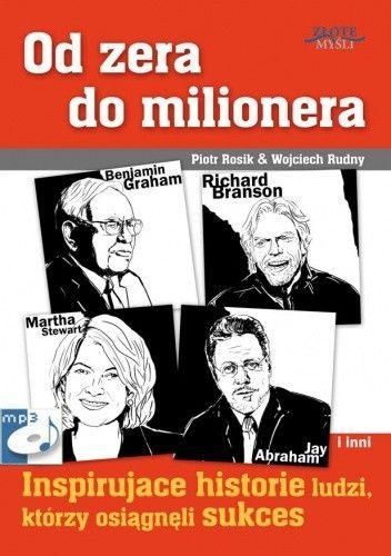 Okładka książki Od zera do milionera - audiobook