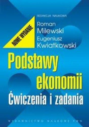 Okładka książki Podstawy ekonomii. Ćwiczenia i zadania