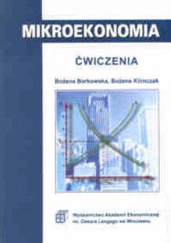 Okładka książki Mikroekonomia, ćwiczenia