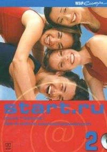 Okładka książki Start.ru 2 Język rosyjski dla średnio zaawansowanych