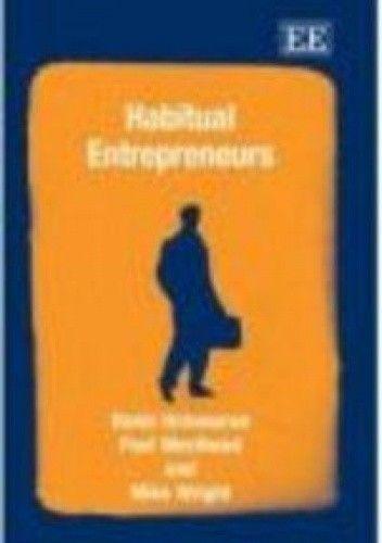 Okładka książki Habitual Entrepreneurs