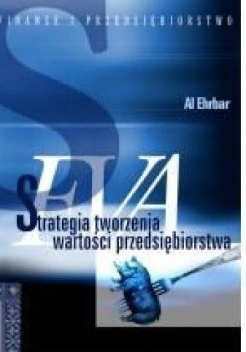 Okładka książki EVA Strategia tworzenia wartości przedsiębiorstwa - Ehrbar Al