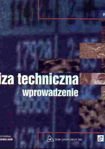 Okładka książki Analiza techn.wprowadz.