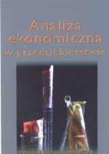 Okładka książki Analiza ekonomiczna w przedsiębiorstwie