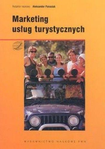 Okładka książki Marketing usług turystycznych