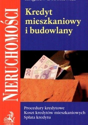 Okładka książki Kredyt mieszkaniowy i budowlany