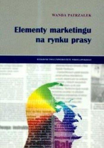 Okładka książki Elementy marketingu na rynku pracy