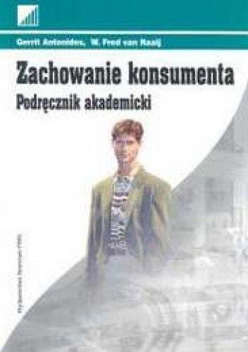 Okładka książki Zachowanie konsumenta Podręcznik akademicki