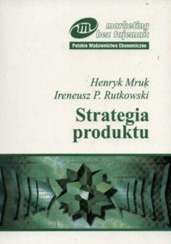 Okładka książki Strategia produktu