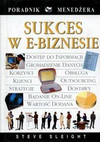Okładka książki Sukces w E Biznes