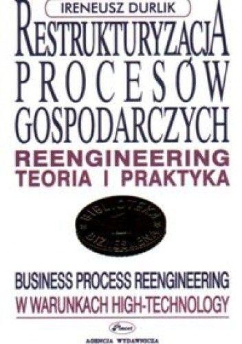 Okładka książki Restrukturyzacja procesów gospodarczych