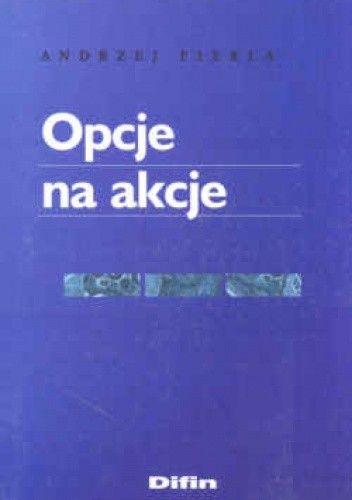 Okładka książki Opcje na akcje