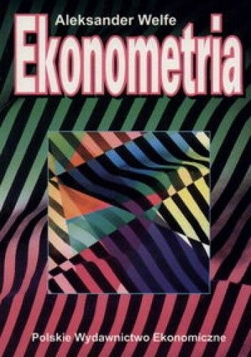 Okładka książki Ekonometria