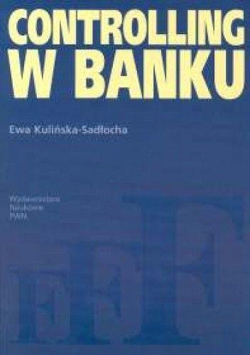 Okładka książki Controlling w banku