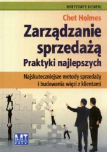 Okładka książki zarządzanie sprzedażą Praktyki Najlepszych