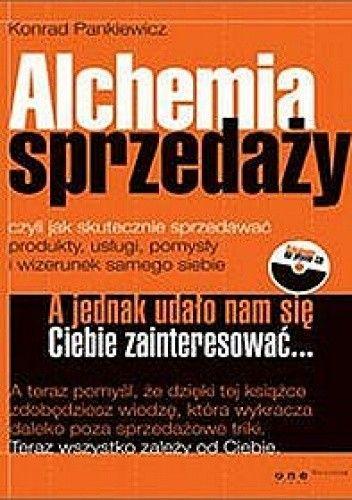 Okładka książki Alchemia sprzedaży