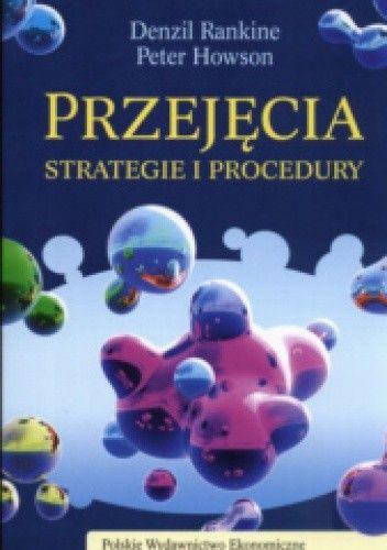 Okładka książki Przejęcia strategie i procedury